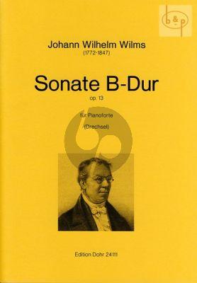 Sonate B-dur Op.13