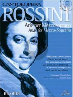 Arias for Mezzo Soprano (Voice-Piano)