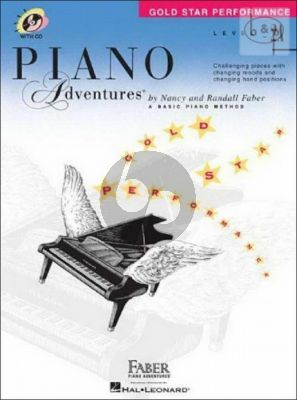 Piano Adventures Gold Star Performance Level 2A