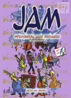 Jam - Improviseren voor Beginners Bb-Instrumenten