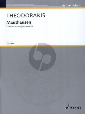 Theodorakis Mauthausen - Cantata (1965) (Mezzo-Sopr.-Piano) (text by Iakovos Kambanellis) (greek text with german./engl/fr. transl.)