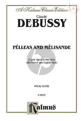 Pelleas and Melisande (Vocal Score)