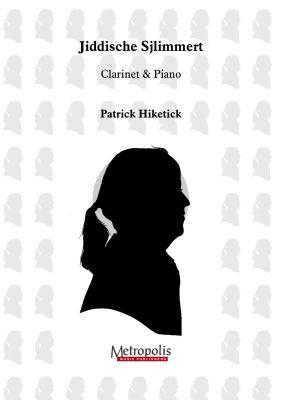 Hiketick Jiddische Sjlimmert Klarinet-Piano