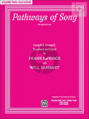Pathways of Song Vol.2 (High Voice) (Bk-Cd)