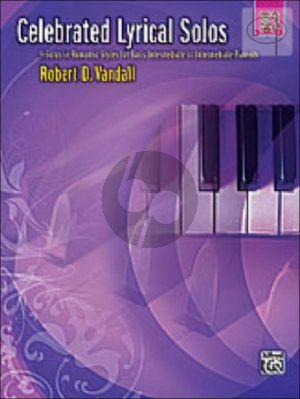 Celebrated Lyrical Solos Vol.3