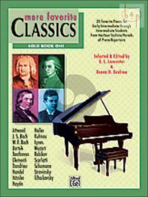 More Favoriet Classics Solo Book Vol.1
