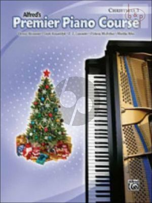 Premier Piano Course Book 3 Christmas