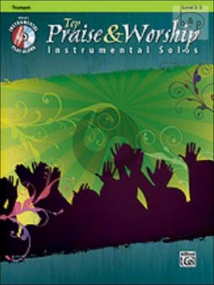 Top Praise and Worship Instrumental Solos (Trumpet)