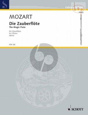 Die Zauberflote (2 Flutes)