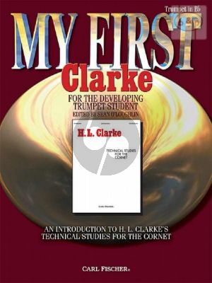 My First Clarke (An Introduction to H.L. Clarke's Technical Studies)
