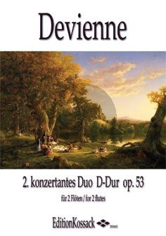 Konzertantes Duo Op.53 No.2