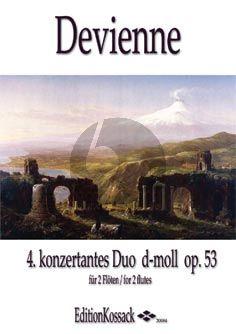 Konzertantes Duo Op.53 No.4