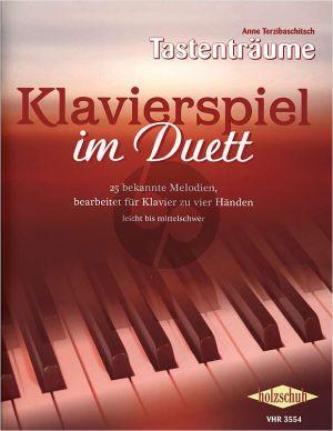 Terzibaschitsch Klavierspiel im Duet
