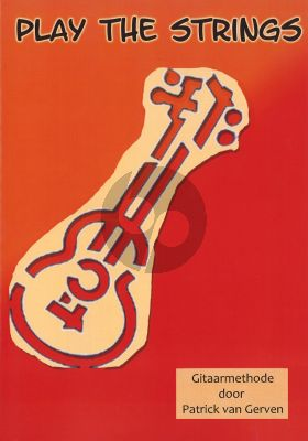 Gerven Play the Strings (Gitaarmethode)