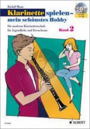 Klarinette Spielen mein schonsten Hobby Band 2
