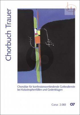 Chorbuch Trauer