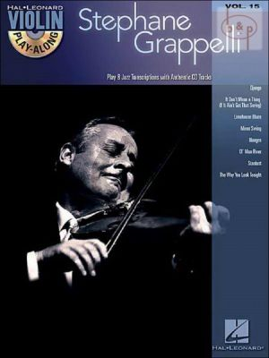 Stephane Grapelli Violin