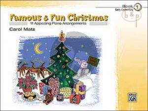 Famous & Fun Christmas Vol.1
