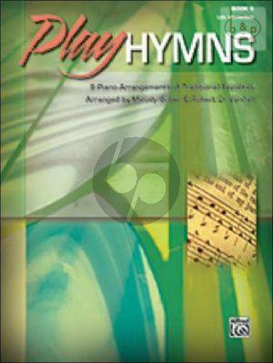 Play Hymns Vol.5 (Late Intermediate)