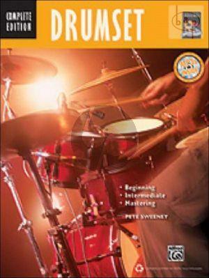 Drumset (Bk-Cd)