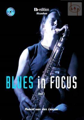 Laarse Blues in Focus Vol.2 (Eb Edition) (Bk-Cd)