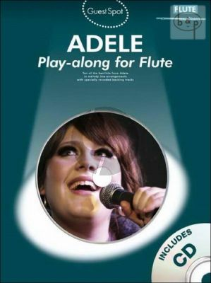 Guest Spot Adele Playalong