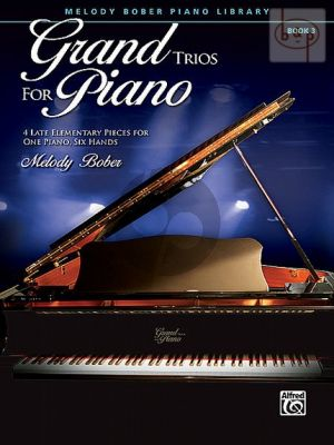 Grand Trios for Piano Vol.3