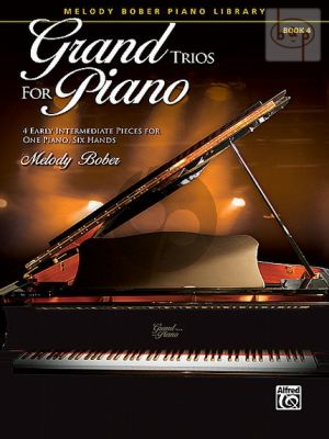 Grand Trios for Piano Vol.4