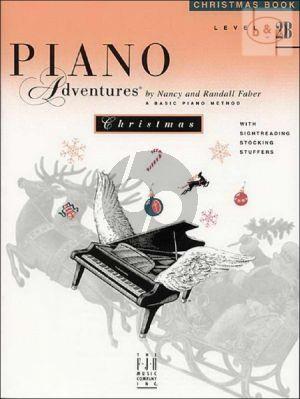 Piano Adventures Christmas Book Level 2B