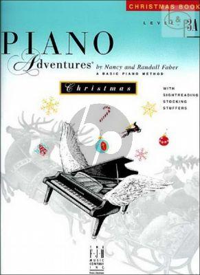 Piano Adventures Christmas Book Level 3A