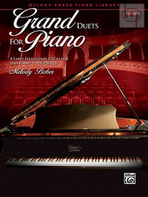 Grand Duets for Piano Vol.1 Piano 4 hds.