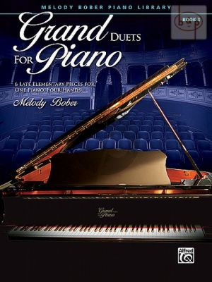 Bober Grand Duets for Piano Vol.3