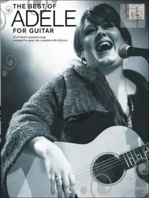 The Best of Adele for Guitar TAB