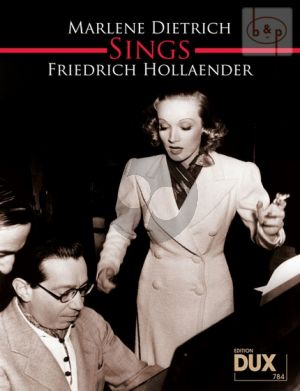 Marlene Dietrich sings Friedrich Hollander