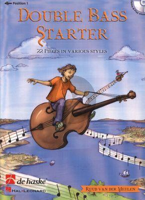 Meulen Double Bass Starter (Bk-Cd) (1.Pos.)