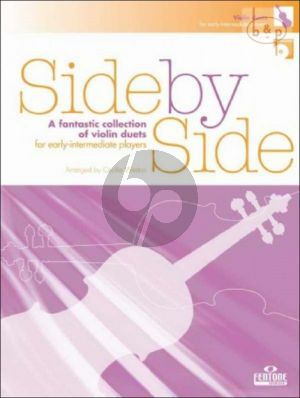 Side by Side Duets (2 Violins)