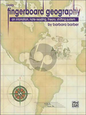 Fingerboard Geography Vol.1 Viola