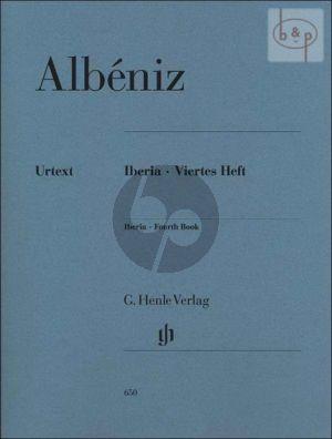 Iberia Vol.4 Piano Solo