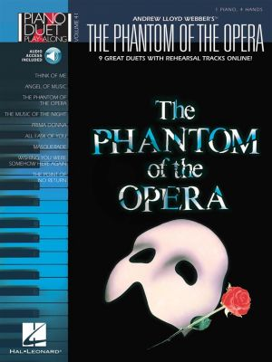 Phantom of the Opera Piano Duet