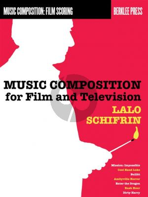 Schifrin Music Composition for Film and Television (paperb.) (288 pag.)