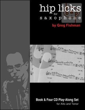 Hip Licks for Saxophone Vol.1