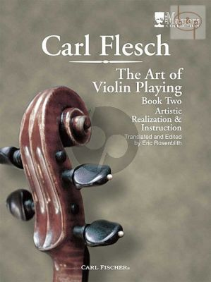 The Art of Violin Playing Vol.2