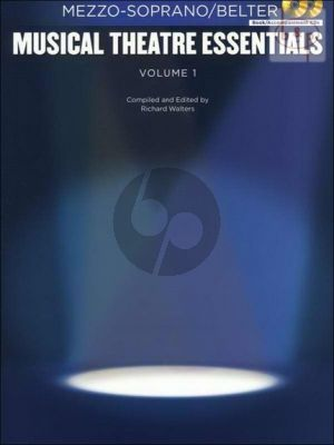 Musical Theatre Essentials Vol.1 Mezzo-Soprano/Belter