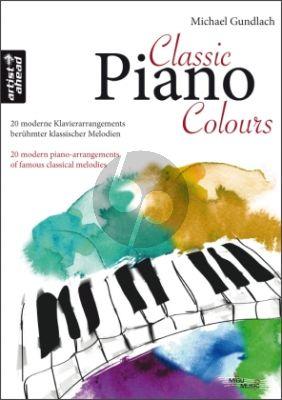 Gundlach Classic Piano Colours