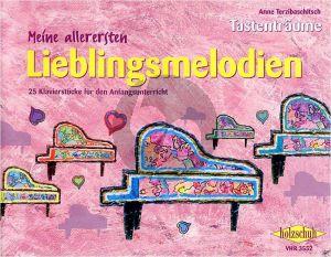 Terzibaschitsch Meine Allerersten Lieblings-melodien (28 Klavierstücke für den Anfangsunterricht am Klavier)