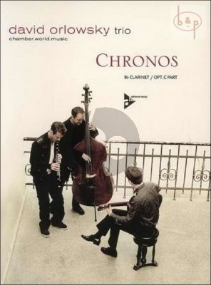 Chronos (Clarinet Bb) (with opt. C Part)