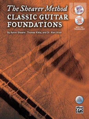 The Shearer Method Vol.1 Classic Guitar Foundations