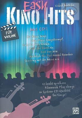 Easy Kino Hits Vol.1 (Violin)