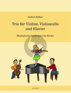 Nather Trio Violine-Violoncello-Klavier