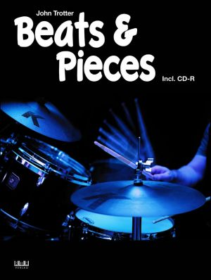 Trotter Beats & Pieces for Percussion (Bk-Cd)
